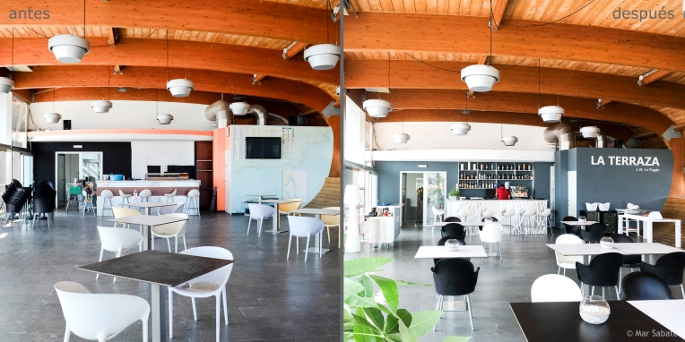 La Terraza Lounge Club. Comparativa 1