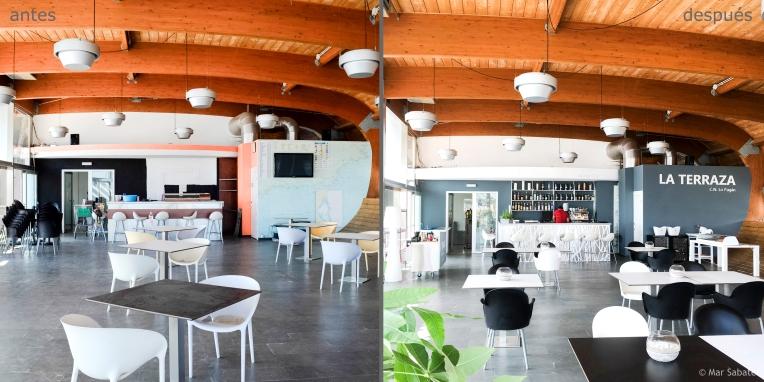 La Terraza Lounge Club. Comparativa 1